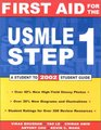 First Aid for the USMLE Step 1 2002