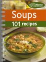 Soups 101 Recipes