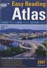 AAA Easy Reading North American Road Atlas 2007