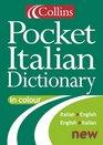 Pocket Italian Dictionary ItalianEnglish EnglishItalian