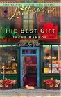 The Best Gift (Sisters and Brides, Bk 1) (Love Inspired, No 292)