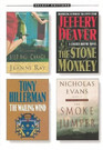 Reader's Digest Select Editions: Step-Ball-Change, The Stone Monkey, The Smoke Jumper, and The Wailing Wind