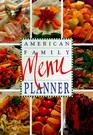 American Family Menu Planner