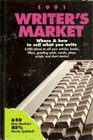 1991 Writer's Market: Where and How to Sell What You Write