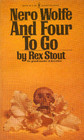 And Four To Go  (Nero Wolfe, Bk 30)