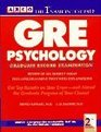 Graduate Record Examination Psychology