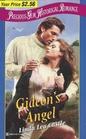 Gideon's Angel (Precious Gem Historical Romance, No 30)