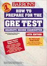 Barron's How to Prepare for the GRE Test 14th Edition