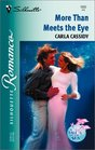 More Than Meets the Eye (Tale of the Sea, Bk 1) (Silhouette Romance, No 1602)