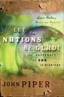 Let the Nations Be Glad - MP3