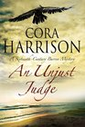 Unjust Judge An A Burren mystery set in 16th century Ireland
