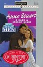 A Dark And Stormy Night (More Than Men) (Harlequin American Romance, No 702)
