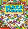 Pipsqueaks! Maze School - A Book of Beginning Mazes