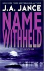 Name Withheld (J. P. Beaumont, Bk 13)