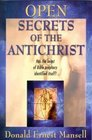 Open Secrets of the Antichrist Has the Beast of Prophecy Identified Itself
