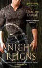 Night Reigns (Immortal Guardians, Bk 2)