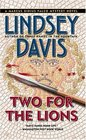 Two for the Lions (Marcus Didius Falco, Bk 10)