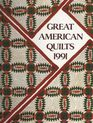 Great American Quilts 1991