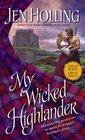 My Wicked Highlander (MacDonell Brides, Bk 1)