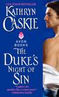 The Duke's Night of Sin (Seven Deadly Sins, Bk 3)