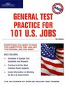 Arco General Test Practice for 101 US Jobs