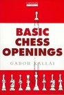Basic Chess Openings