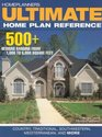 Homeplanners Ultimate Home Plan Reference 500  Designs Reanging from 1000 to 6000 Square Feet