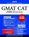 Arco Everything You Need to Score High on the GMAT CAT 2000 Edition