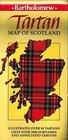 The Tartan Map Scotland