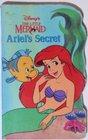 Disney's the Little Mermaid: Ariel's Secret (Golden Sturdy Shape Book)