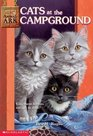Cats at the Campground (Animal Ark, Bk 32)