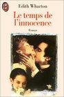 Le Temps De L'Innocence/Age of Innocence