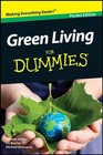 Green Living For Dummies (pocket edition)