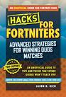 Hacks for Fortniters Advanced Strategies for Winning Duos Matches An Unofficial Guide to Tips and Tricks That Other Guides Won't Teach You