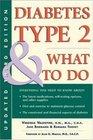 Diabetes Type 2   What to Do