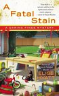 A Fatal Stain (Daring Finds, Bk 3)