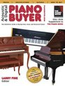 Acoustic  Digital Piano Buyer Fall 2016 Supplement to The Piano Book