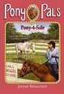 Pony-4-Sale