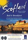 Where to Stay Scotland 2004 Bed  Breakfast