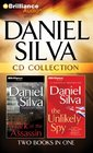 Daniel Silva CD Collection The Mark of the Assassin The Unlikely Spy