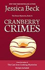 Cranberry Crimes Donut Mystery 31