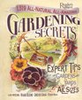1519 All-Natural All-Amazing Gardening Secrets Expert Tips for Gardens and Yards of All Sizes