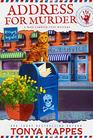 Address For Murder: A Mail Carrier Cozy Mystery
