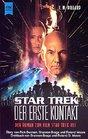 Der erste Kontakt Star Trek Der Roman zum Film Star Trek VIII