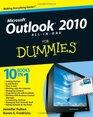 Outlook 2010 AllinOne For Dummies
