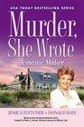 Domestic Malice (Murder, She Wrote, Bk 38)