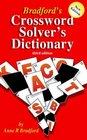 Crossword Solver's Dictionary
