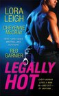 Legally Hot: Sheila's Passion / Deadly Dance / Caught