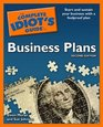 The Complete Idiot's Guide to Business Plans 2nd Edition