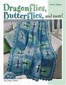 Dragonflies, Butterflies & More (Leisure Arts #3847)